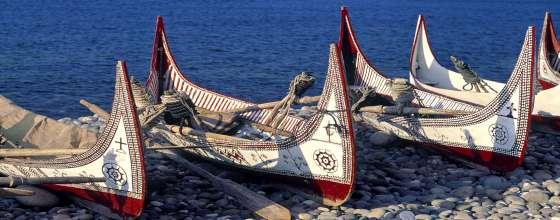 蘭嶼拼板船